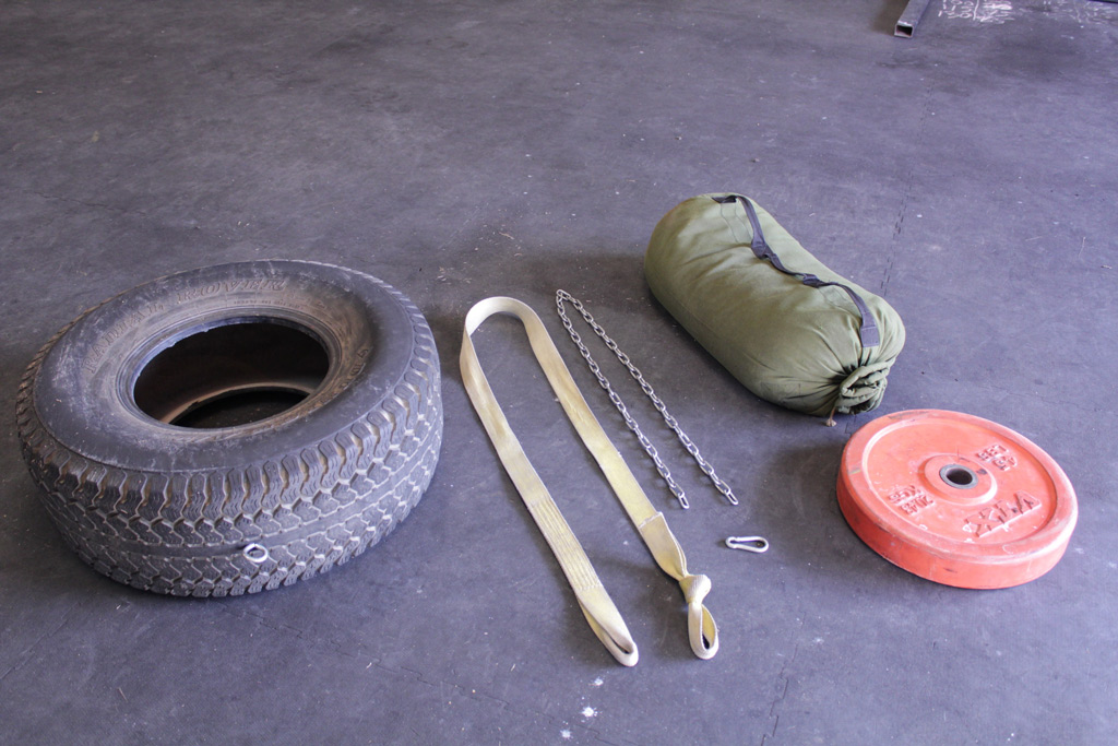 DIY Tire and Drag Harnesses