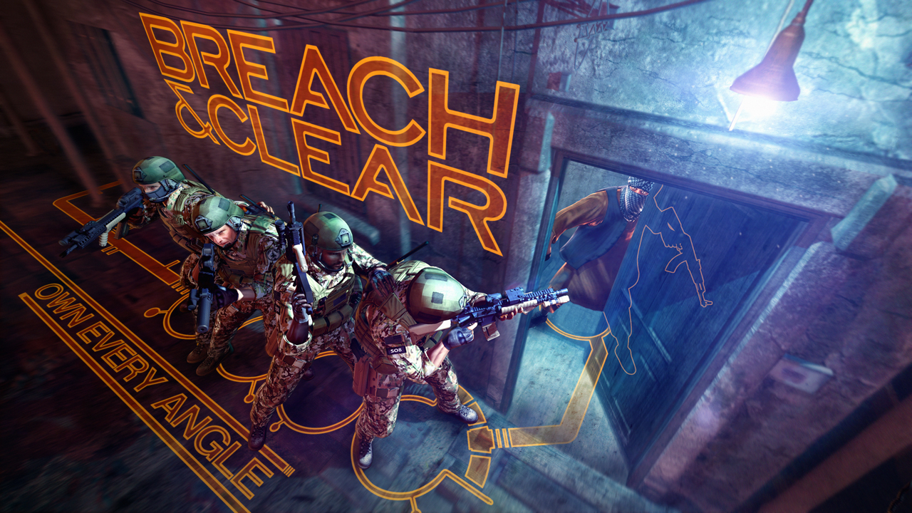 Breach and Clear iOS Android Game