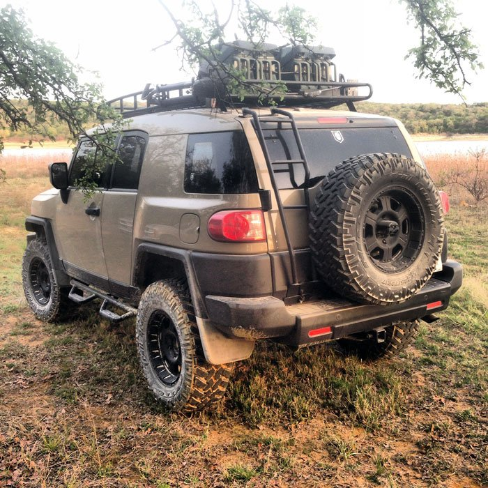 Best Overland Vehicles >> Modifying an FJ Cruiser for Overlanding: Introduction and History of the FJ - ITS Tactical