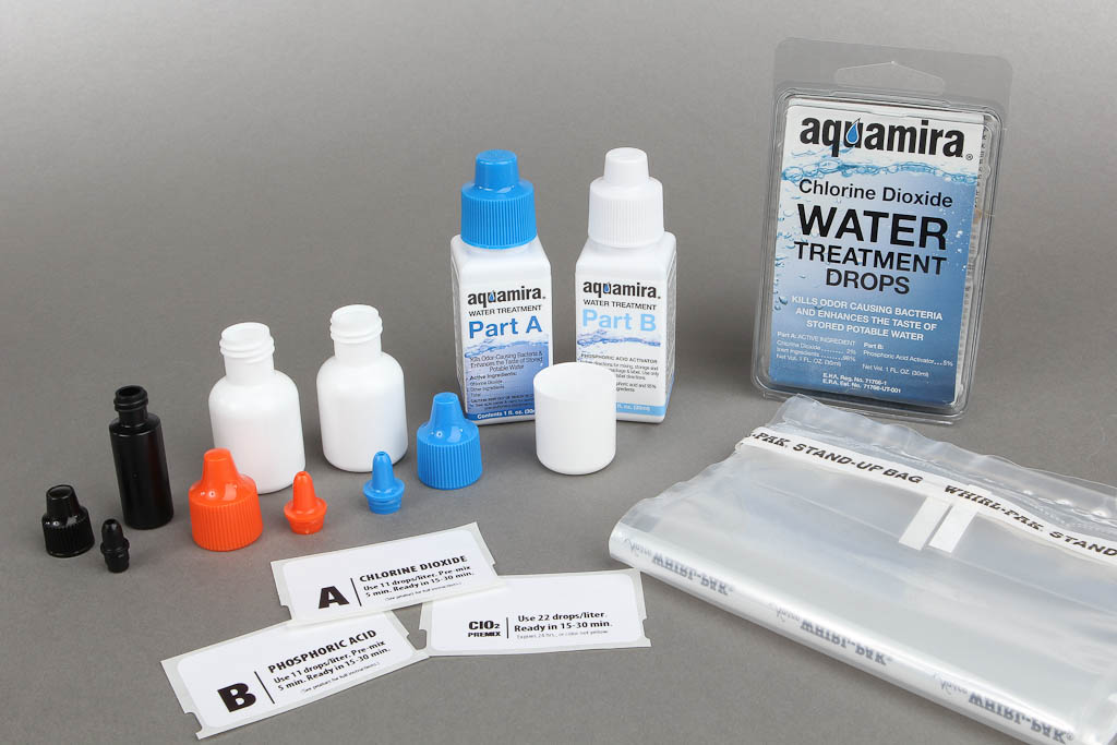 ITS Backcountry Water Purification Kit 002