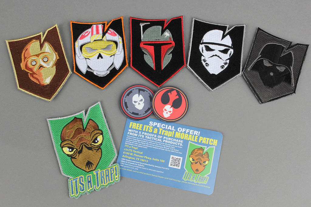 May The Fourth Be With You Morale Patch Collection 01