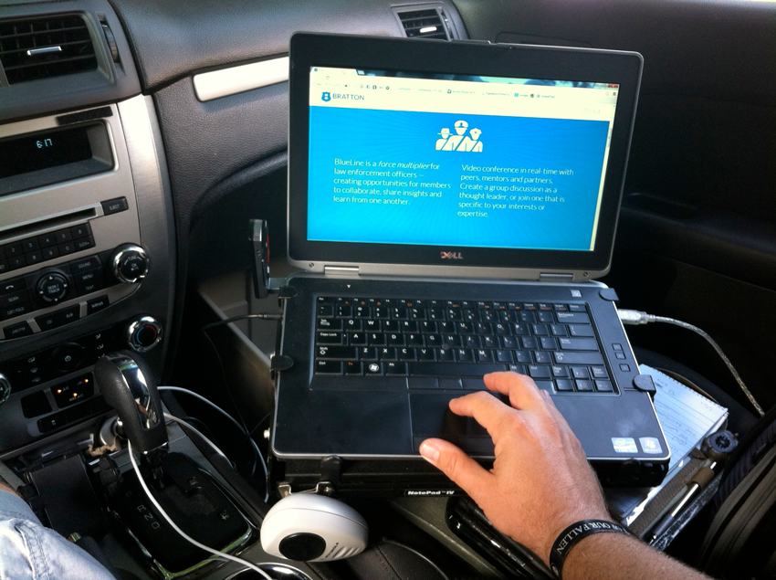 BlueLine Social Network for Cops