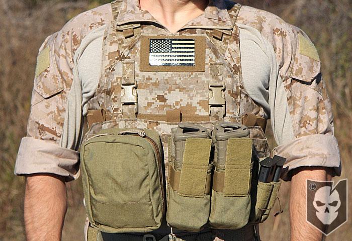 Slick to Full Vest Loadout: Building A Modular Armor System