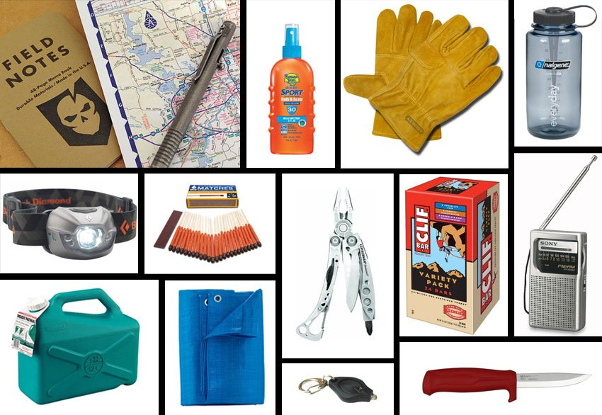 Disaster Kit Gift Guide