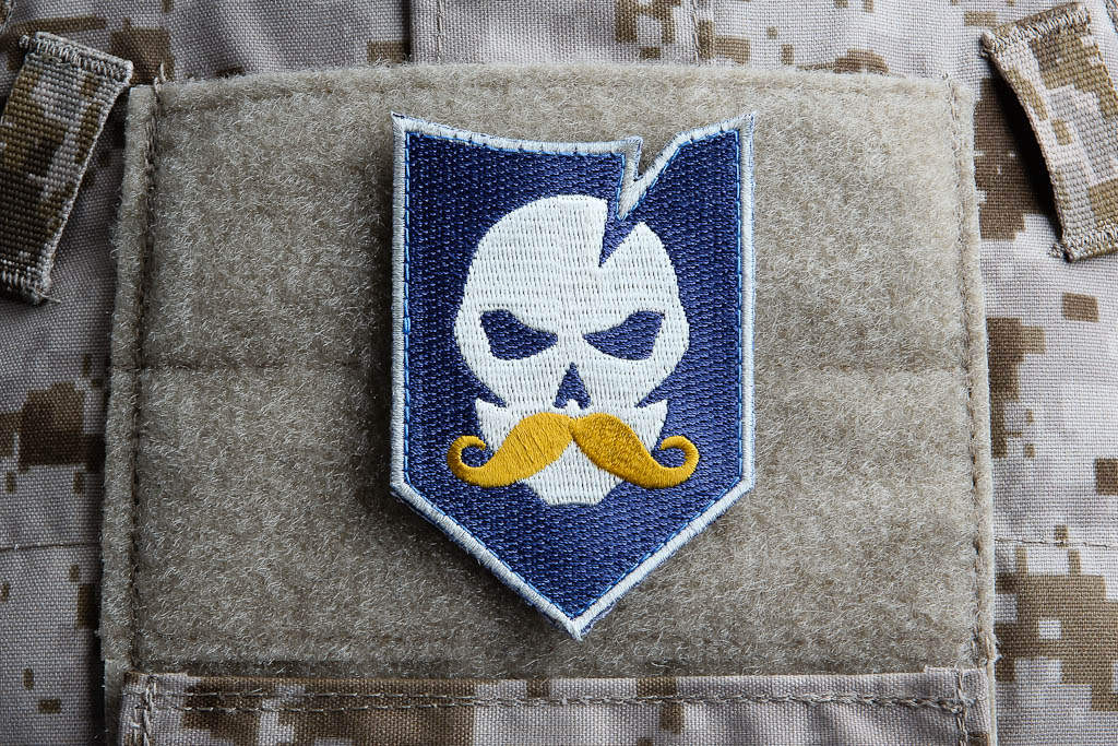ITS Movember Morale Patch
