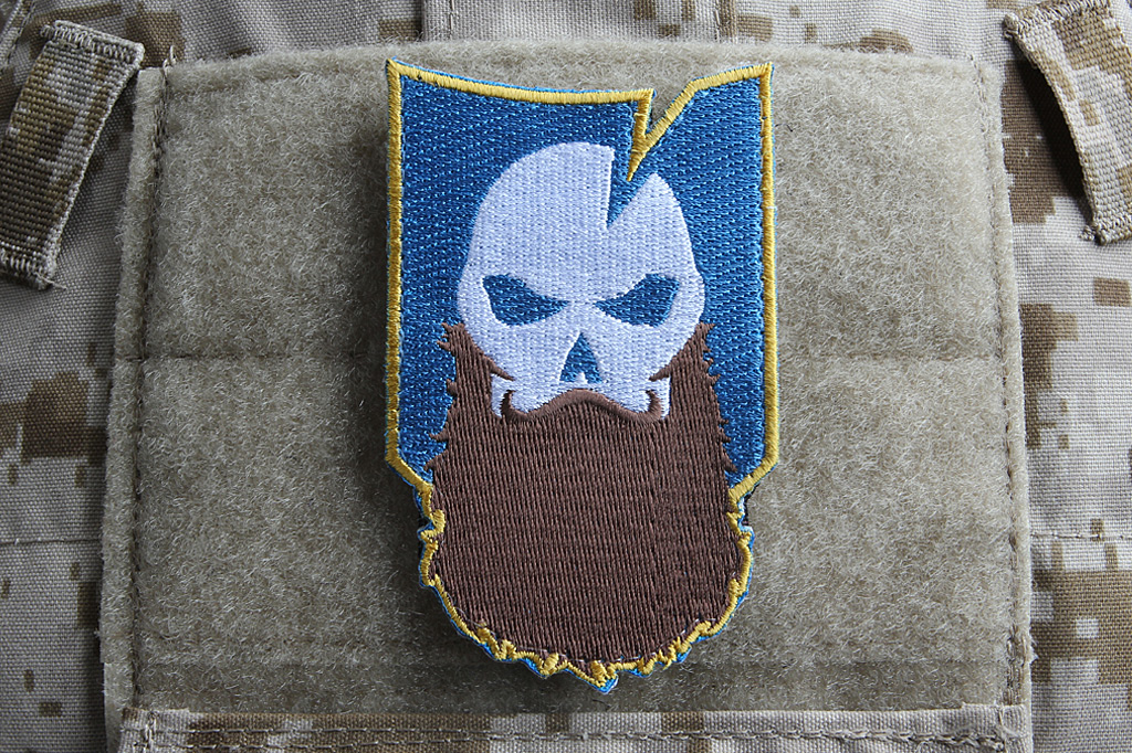ITS Beardcember Morale Patch