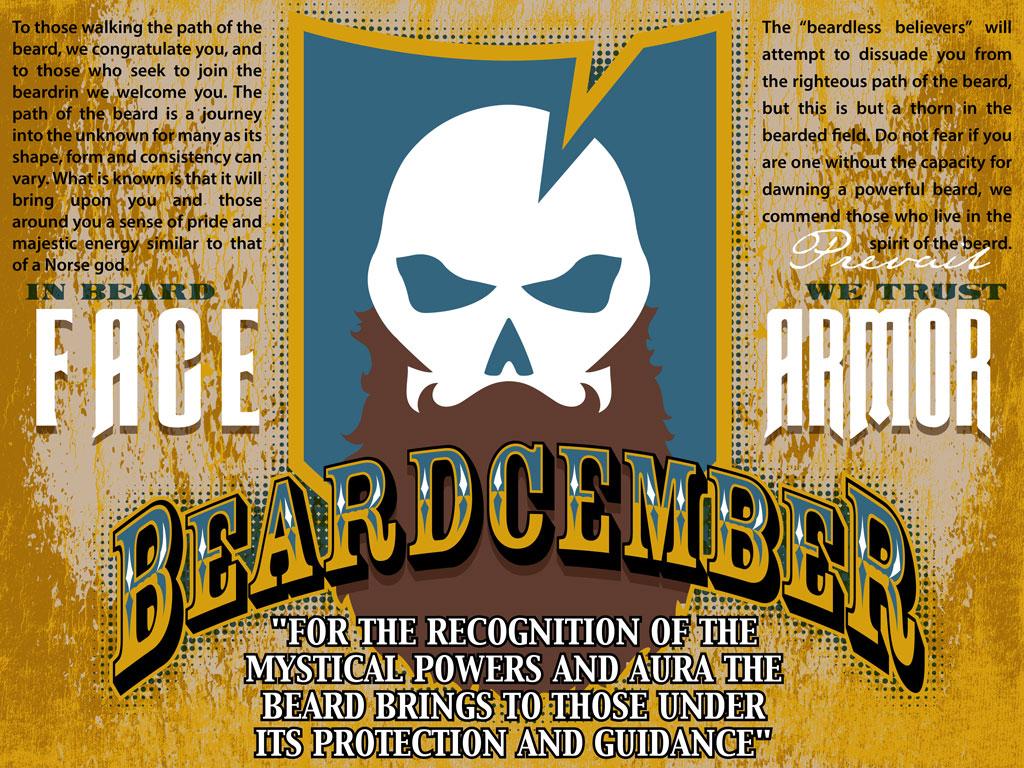 Beardcember