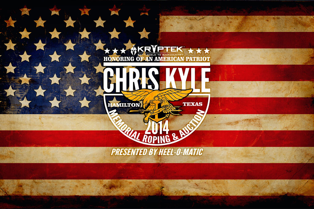Chris Kyle Memorial Roping