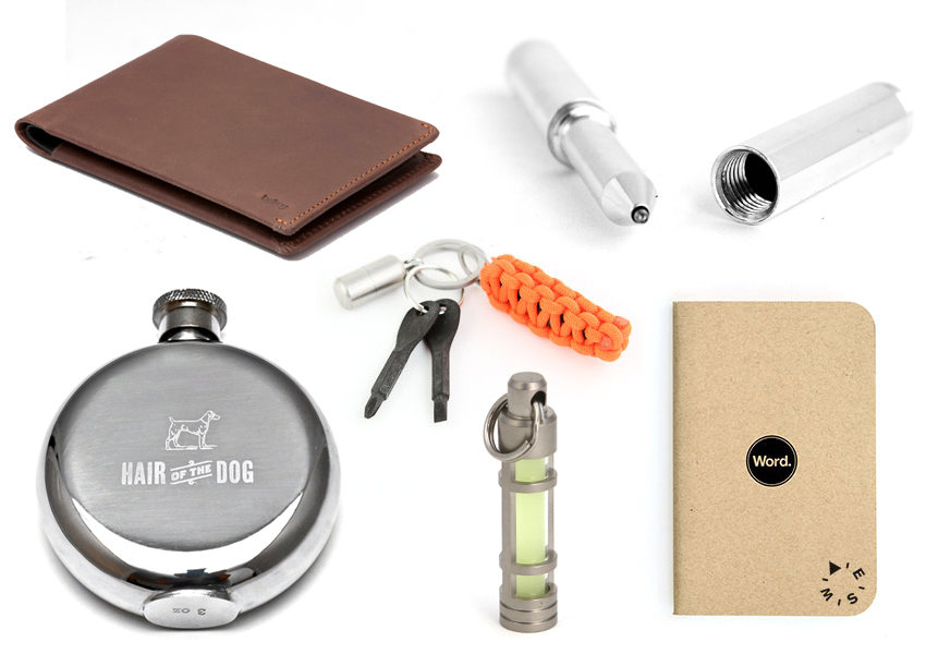 Huckberry Everyday Carry Shop