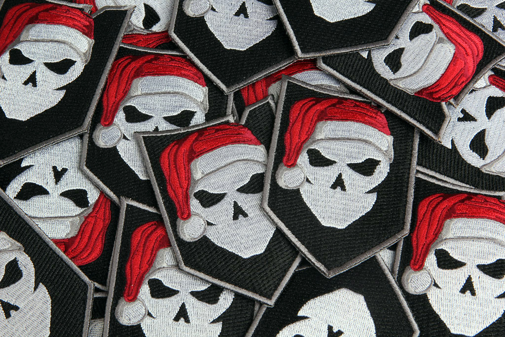 Santa Patches