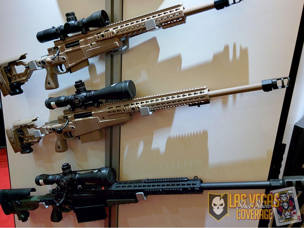 MK2 Rifle