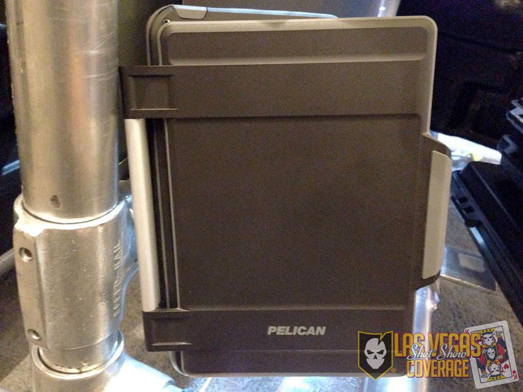 Pelican iPad