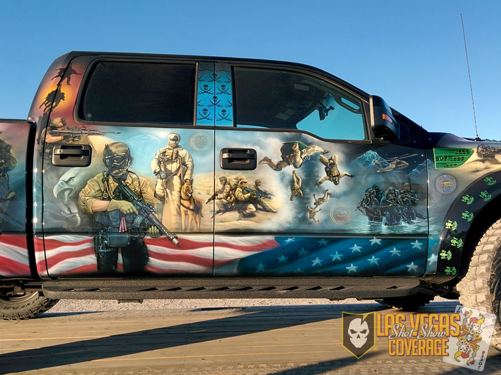 Operation Raptor Truck