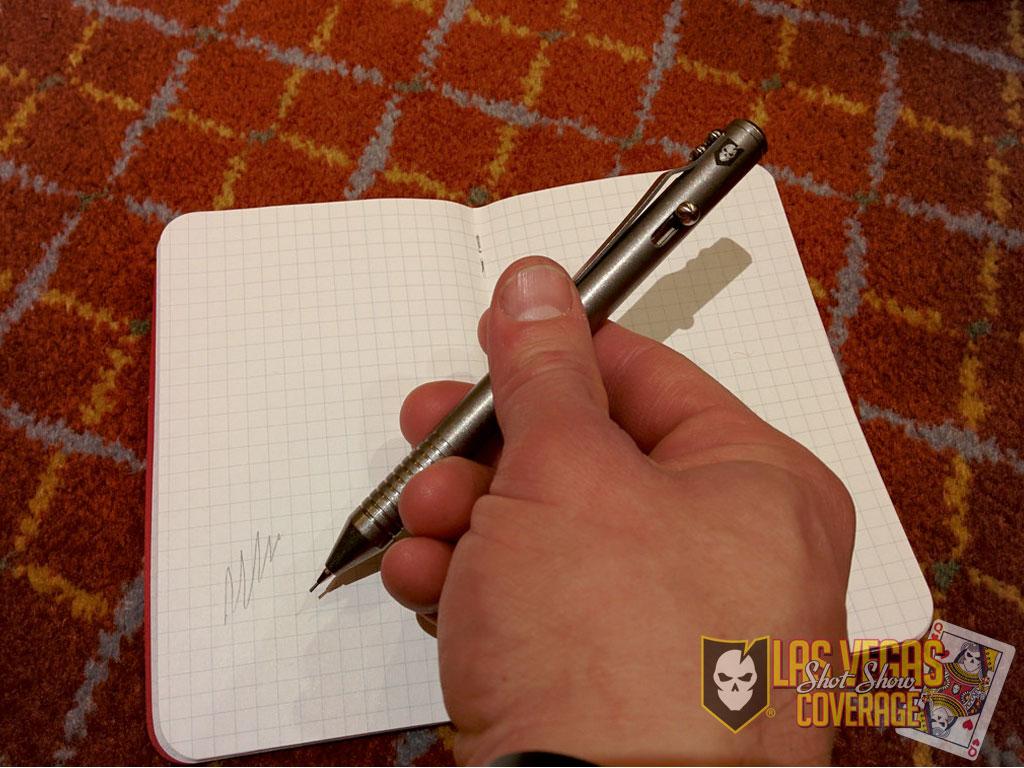 TiBolt Pencil