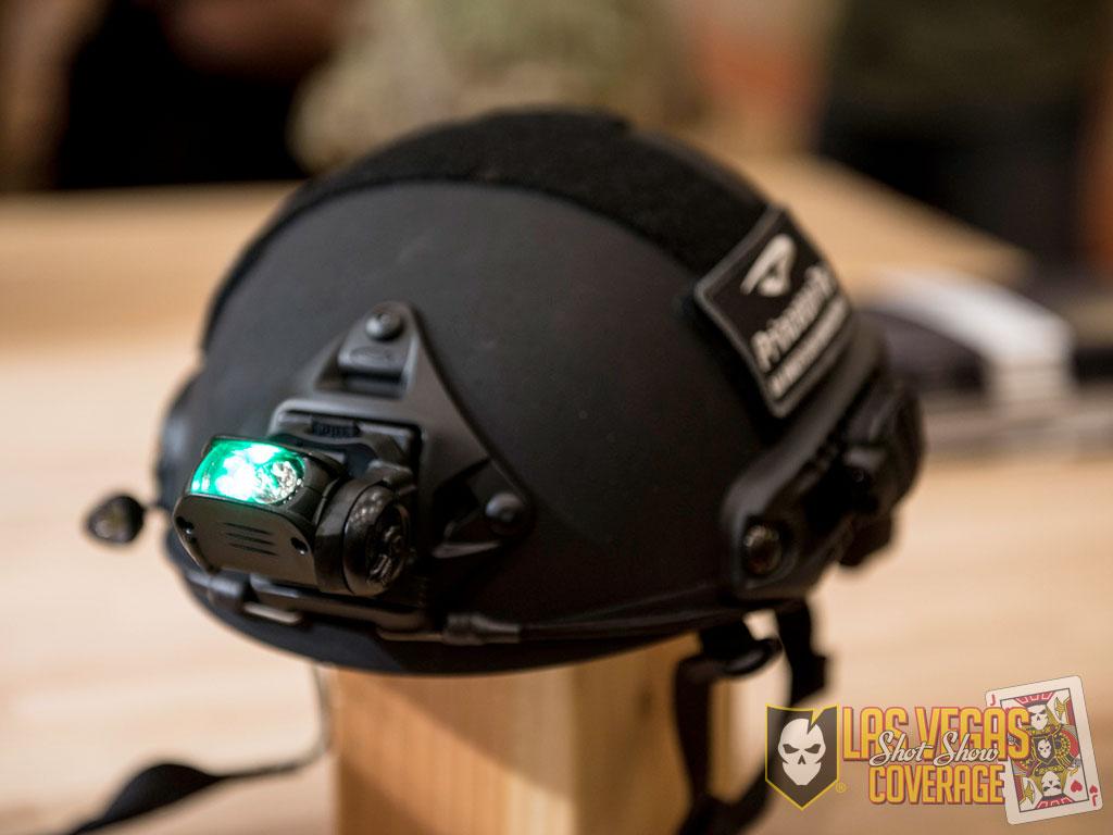 PrincetonTec Helmet