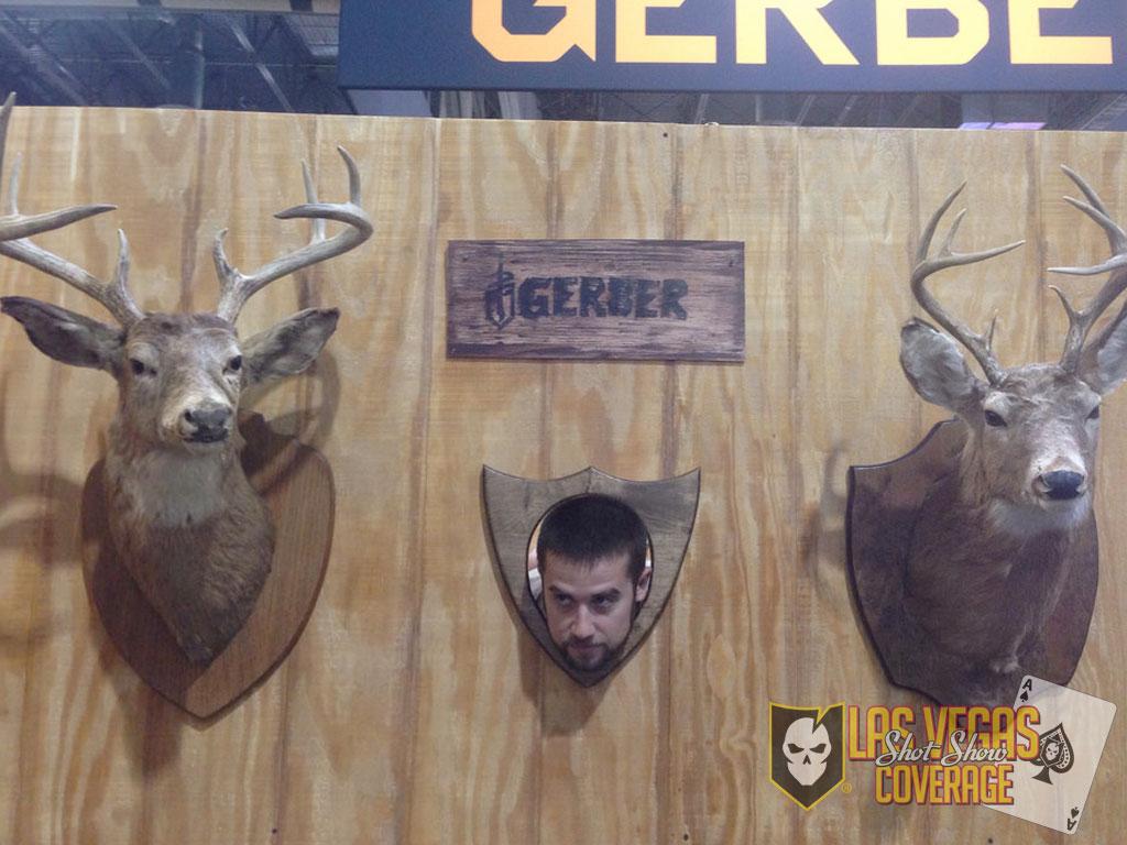 Gerber Booth
