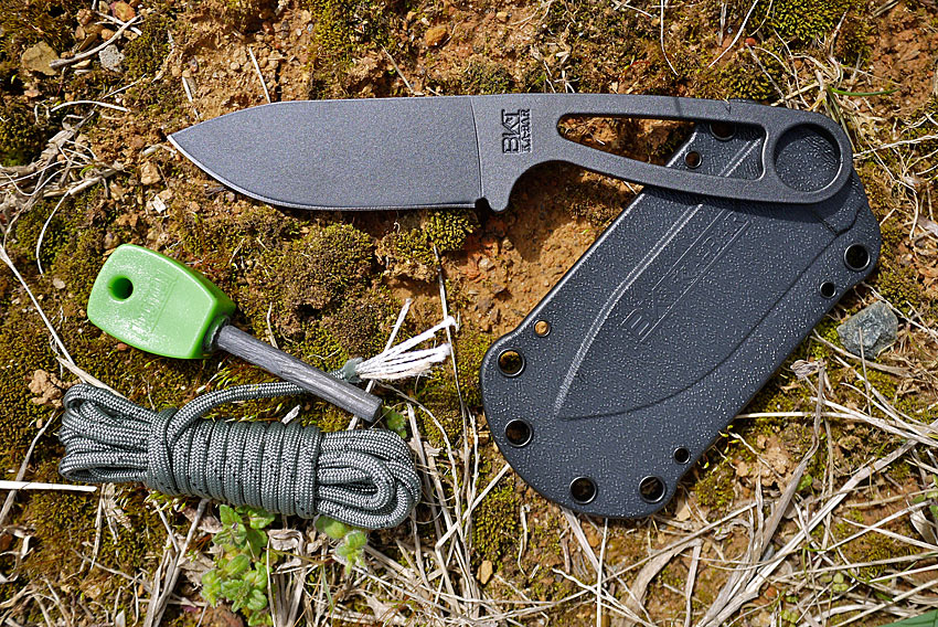 How Much Knife Do You Really Need While Backpacking