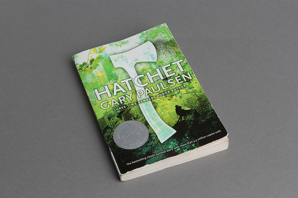 Hatchet by Gary Paulen