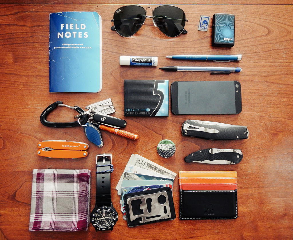 Jim S Flickr EDC