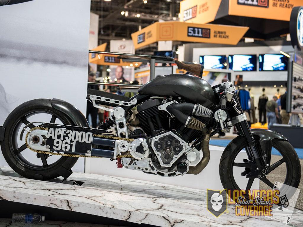 Land Speed Record Motorycle