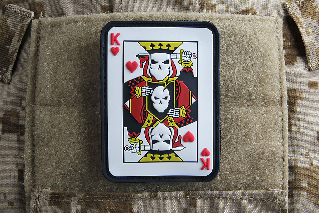 ITS Suicide King Morale Patch