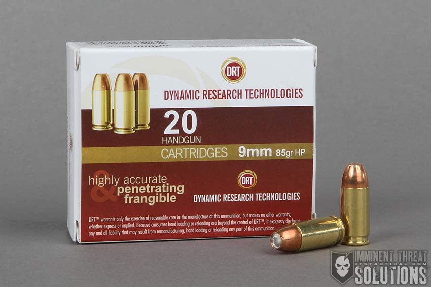 Enter to Win 300 Rounds of Terminal Shock 9mm from DRT Ammo