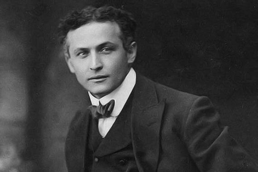 Lessons in Manliness from Harry Houdini - ITS Tactical