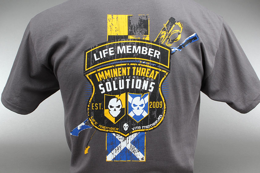 ITS 2014 Life Member Shirt