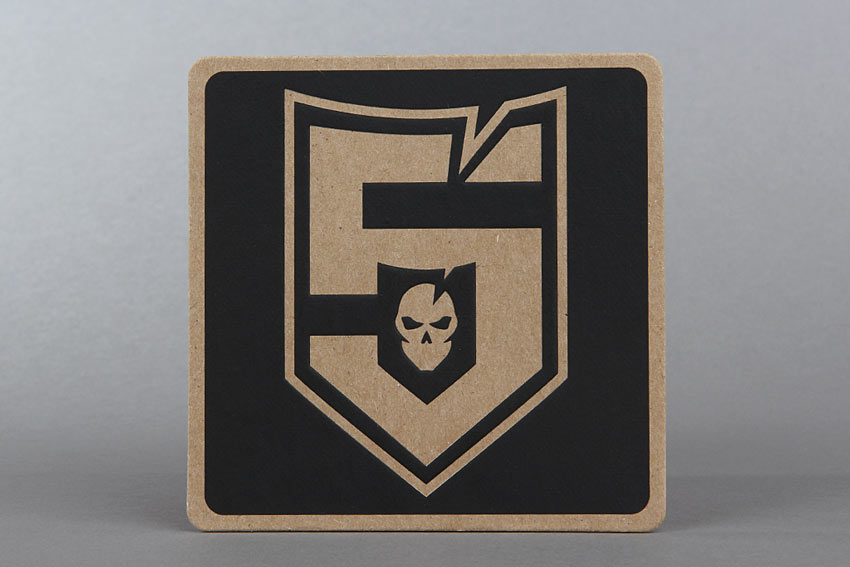 ITS 5th Anniversary Patch Set