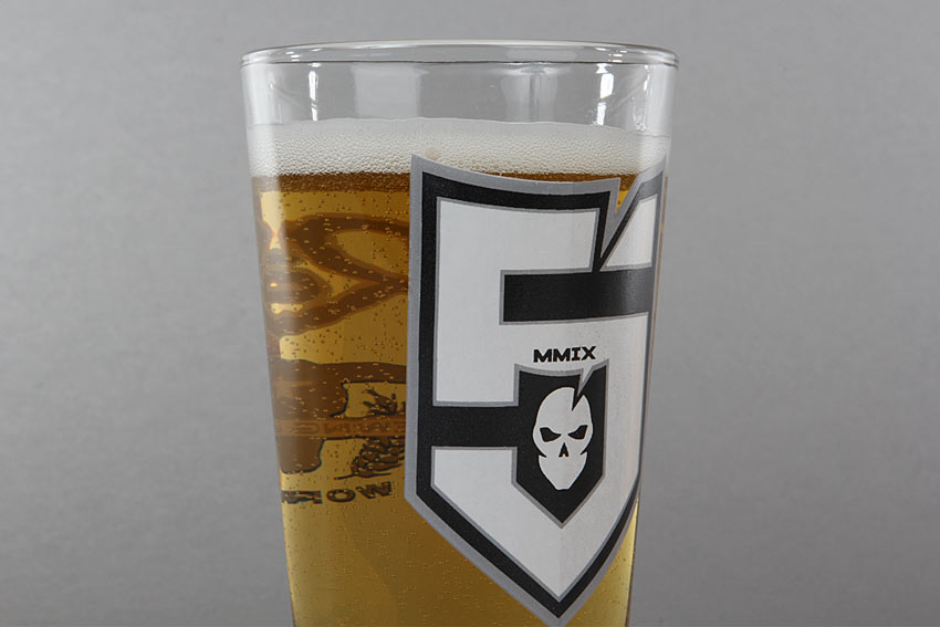 ITS 5th Anniversary Pint Glass