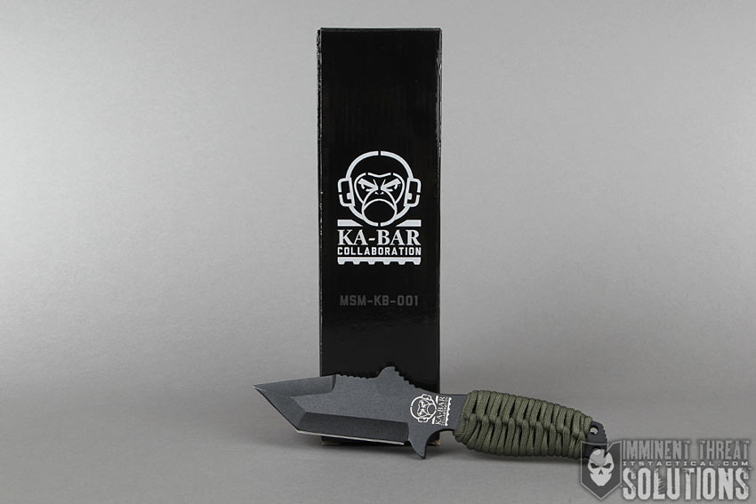 KA-BAR MSM KNIFE 001
