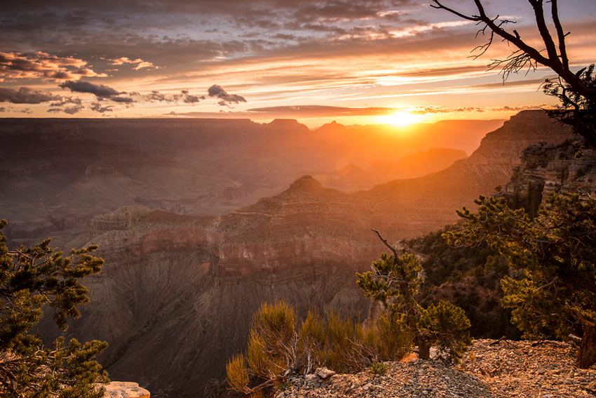 Grand Canyon by Jeff More