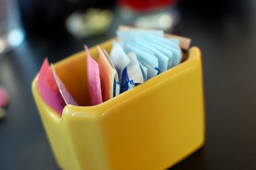 Sugar Packets by Steve Snodgrass