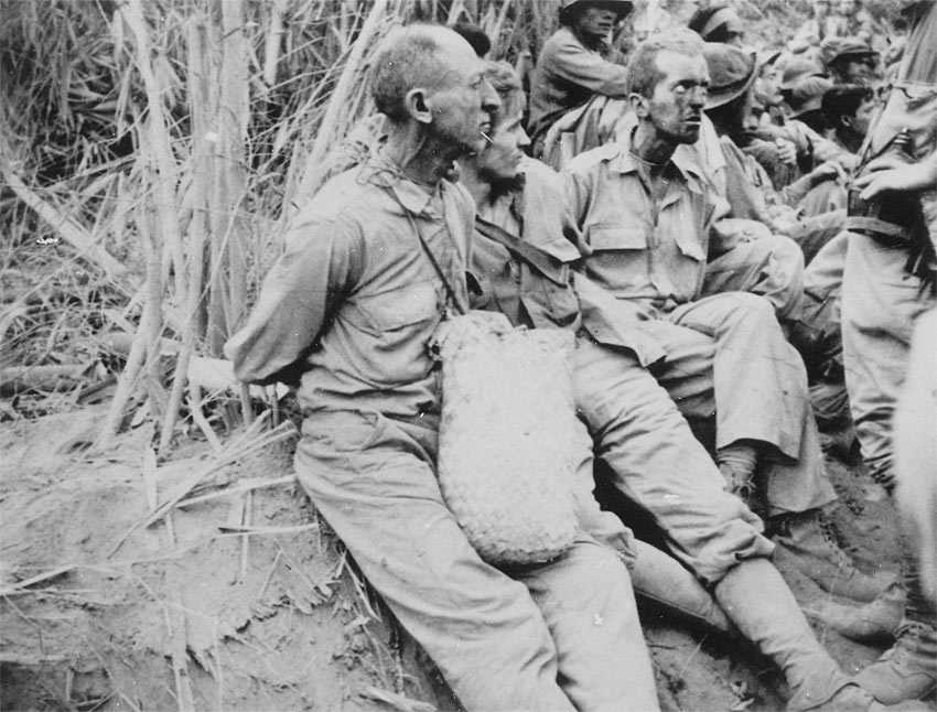 Bataan Death March Prisoners
