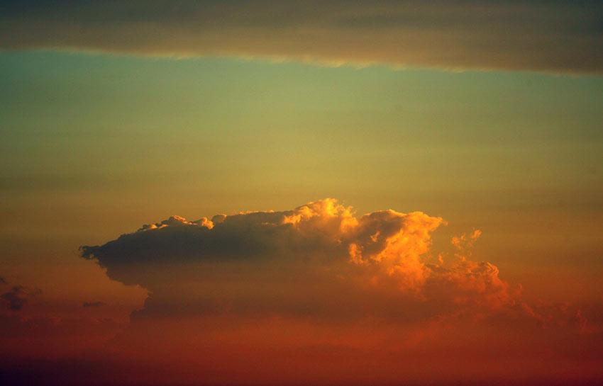 Nimbus Clouds
