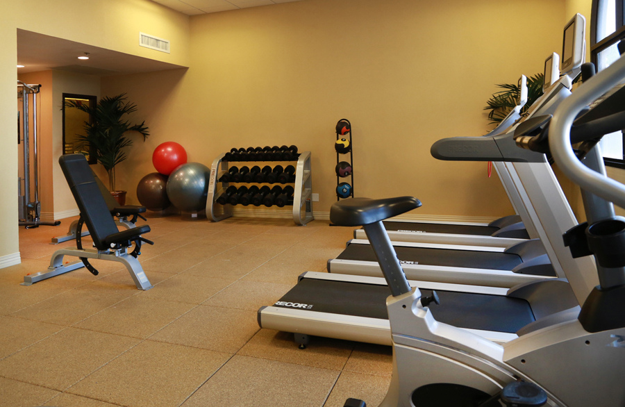 Heritage Hotel Fitness Center