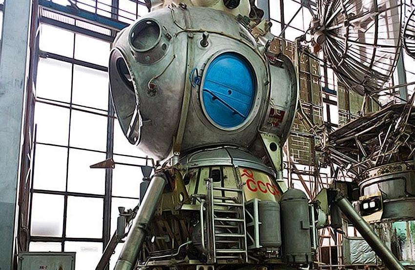 Russian Lunar Lander