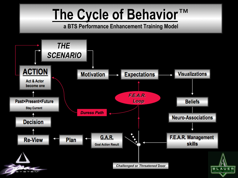 Cycle of Behavior