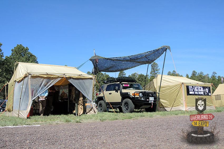 Overland Expo West 2014