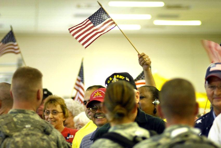 072cc965d American Veteran Facts  The Good