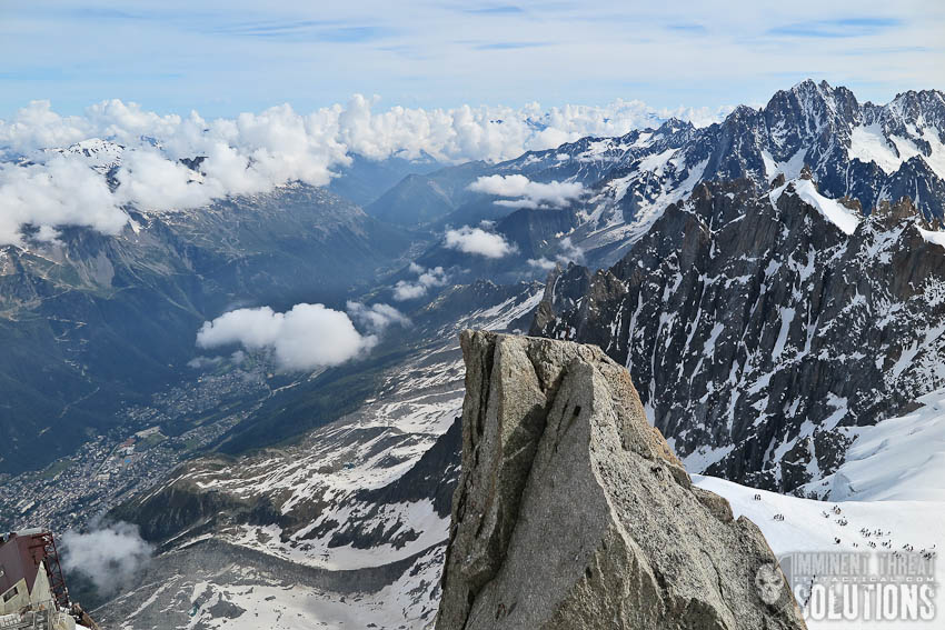 Arc'teryx Chamonix-Mont Blanc Adventure 23