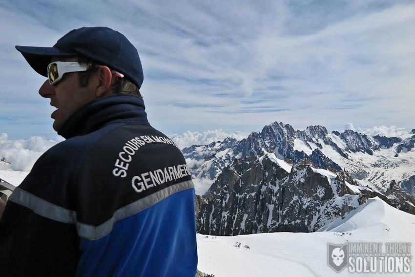 Arc'teryx Chamonix-Mont Blanc Adventure 36