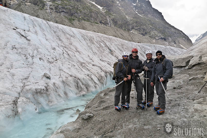 Arc'teryx Chamonix-Mont Blanc Adventure 46