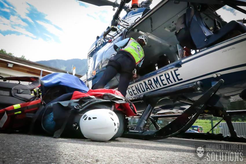 Arc'teryx Chamonix-Mont Blanc Adventure 48