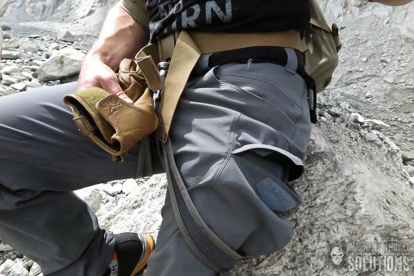 Arc'teryx Chamonix-Mont Blanc Adventure 53