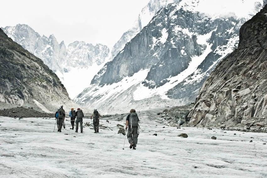 Arc'teryx Chamonix-Mont Blanc Adventure Pro 13