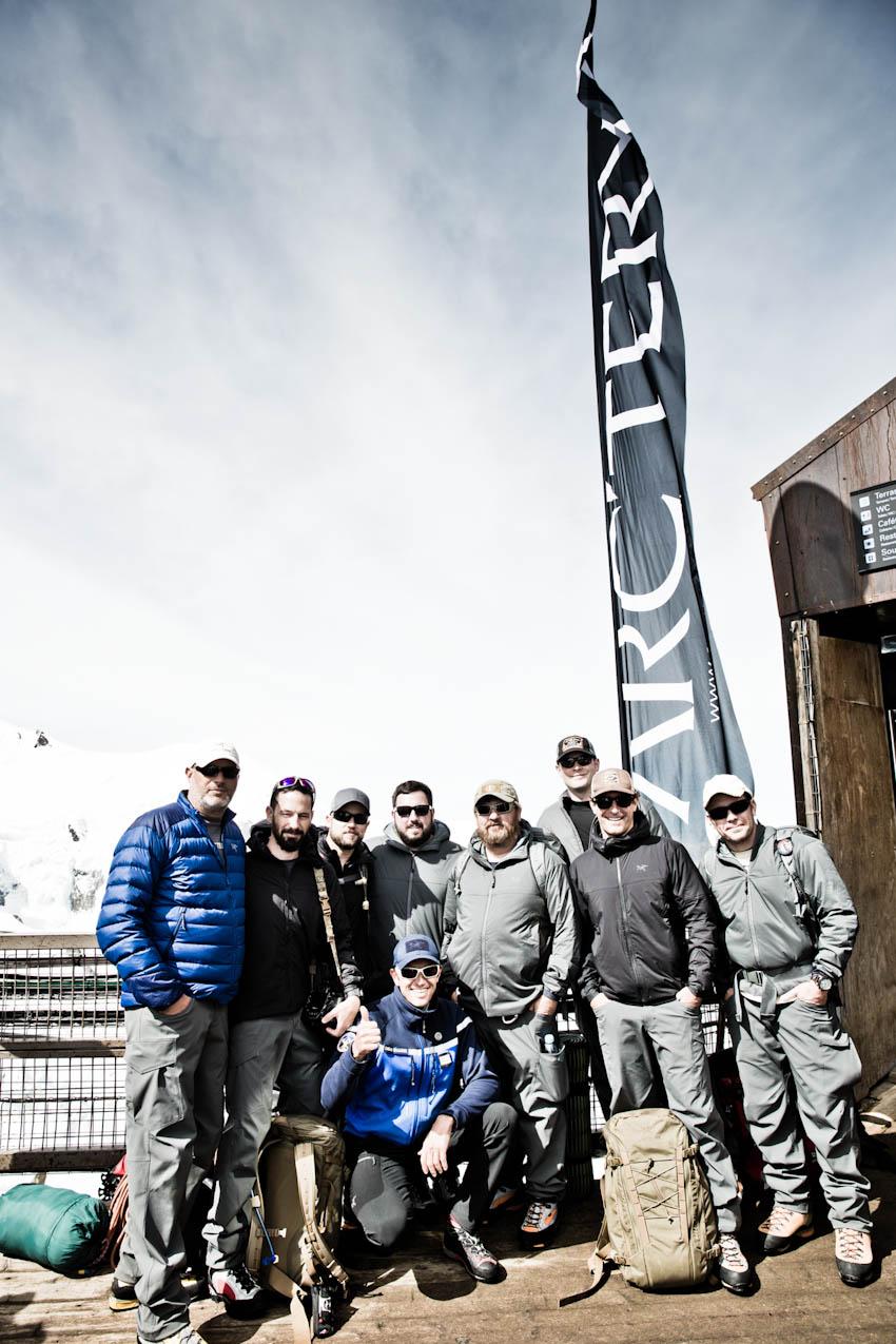 Arc'teryx Chamonix-Mont Blanc Adventure Pro 17