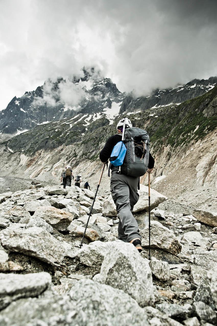 Arc'teryx Chamonix-Mont Blanc Adventure Pro 19