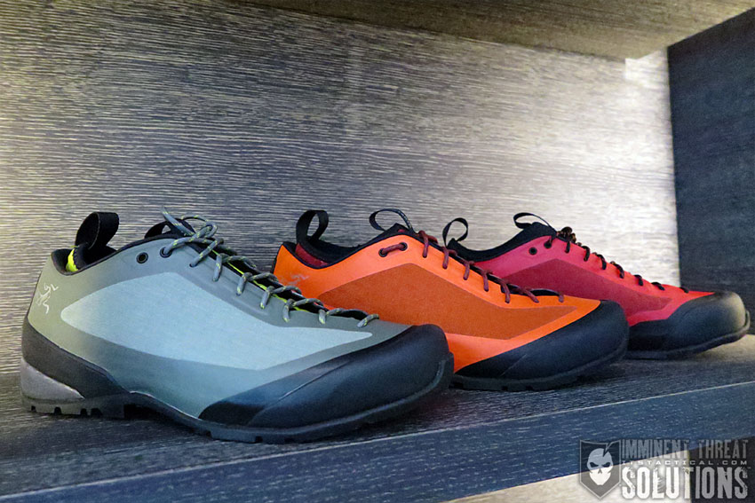 Arc'teryx Footwear Lineup