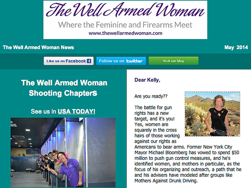 The Well Armed Woman